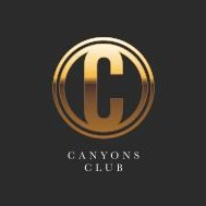 Canyons Club Print Material Design