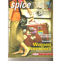 Spice Route Inflight Magazine