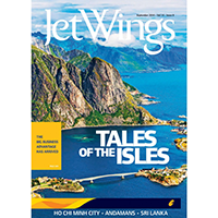 Jet Airways Inflight Magazine