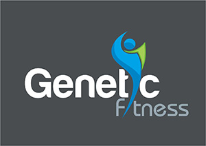 Genetic Fitness Logo Design